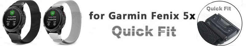 High Quality garmin wristband