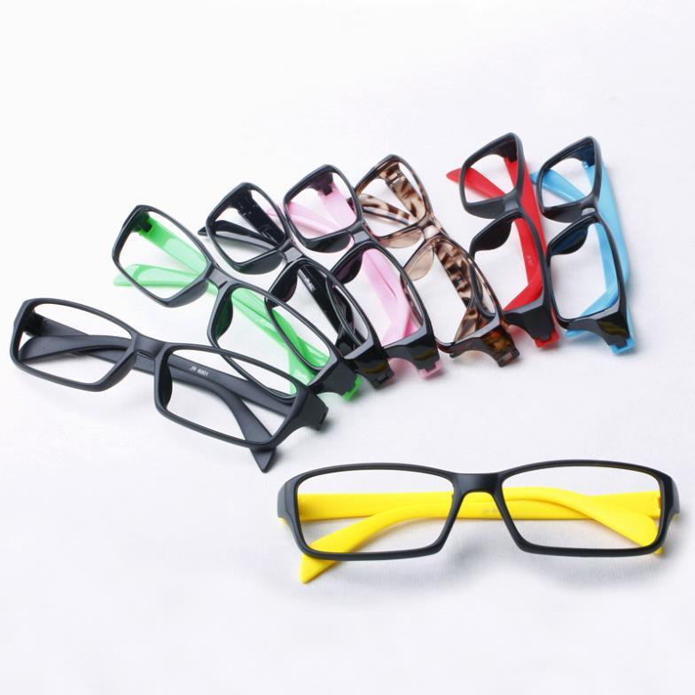 Fashion small box glasses frame small female eyeglasses frame non ...