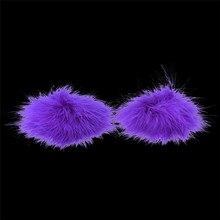 HFSHy, 1 пара, женское нижнее белье, перо, бюстгальтер для груди, покрытие для сосков, декоративные накладки-Стикеры, секс-игрушка