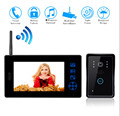 7 Inch Touch Screen Water-proof Wireless Video Door Phone Intercom System