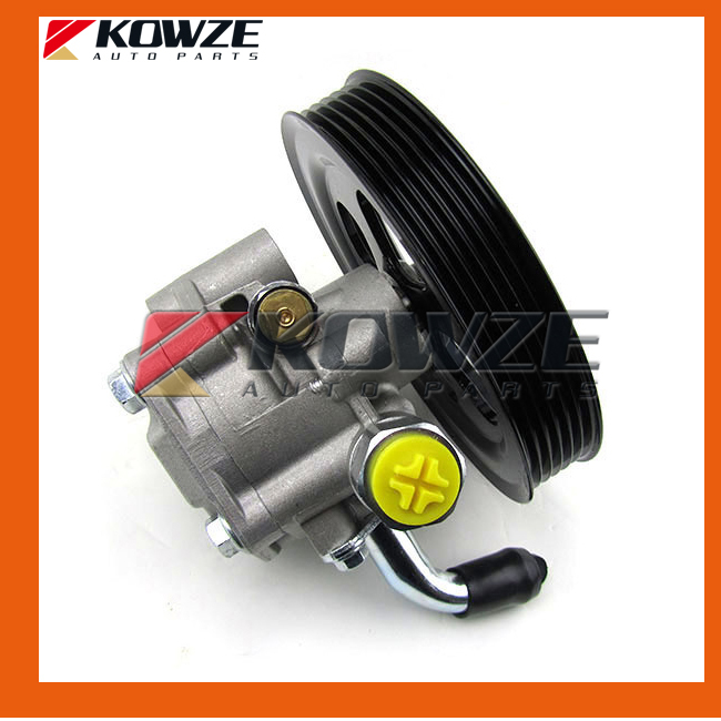 Power Steering Oil Pump Assembly for Mitsubishi Pickup Triton L200 KA4T KB4T KG4W KH4W MR992871 kit thule mitsubishi l200 kb4t 4 dr pickup double cab 05