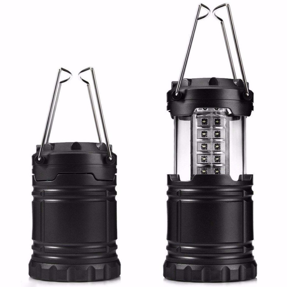 Ultra Bright LED Lantern Camping Lantern Hiking Emergency Hurricane Outages Storm Camping Multi Purpose Lighting Lamp