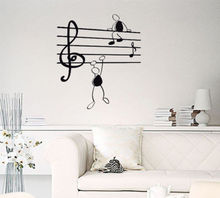 Music Note Funny Stickers
