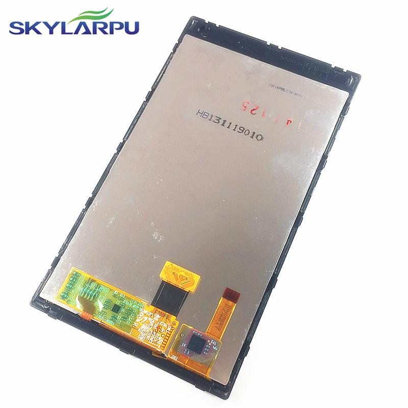 skylarpu 5.0 inch LCD screen for GARMIN nuvi 3597 3597LM 3597LMT HD GPS LCD display screen with touch screen digitizer panel new 5 inch lcd display screen with touch screen panel digitizer for garmin nuvi 3597 3597lm 3597lmt lms501kf08 hd gps navigation