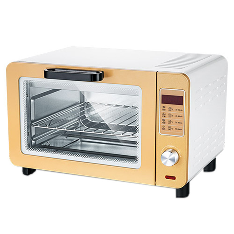 15L small household electric oven microcomputer