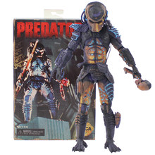"NECA Predators 2 PVC Action Figure Collectible Model Speelgoed Klassieke Speelgoed 7 ""22 cm(China)"