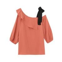 2018 New Summer T shirt Women's Plus Size Sweet Tops Korean Loose Ruffles Pullover Fashion Female Large Size Tops XL 4XL J90