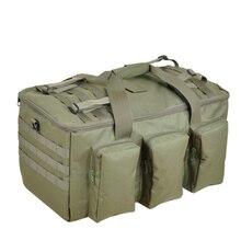 55L Hot Military Tactical Backpack Hiking Camping Shoulder Bag Men s Hiking Rucksack Back Pack Mochila