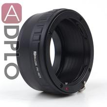 Pixco PK NEX 、新しいレンズアダプタペンタックス K レンズソニー E マウント Nex カメラに適合させるため