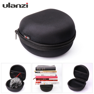 Image 1 - Ulanzi AriMic Microphone Portable Protector Box Protective Hard Case Pouch Storage Bag for Arimic Rode Videomicro Microphone