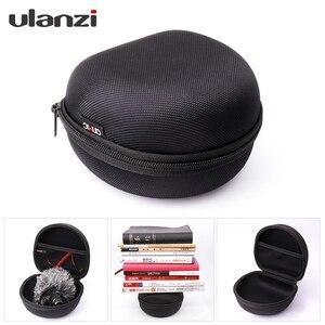 Image 1 - Ulanzi AriMic מיקרופון נייד מגן תיבת מגן קשיח מקרה פאוץ אחסון תיק עבור Arimic Rode Videomicro מיקרופון