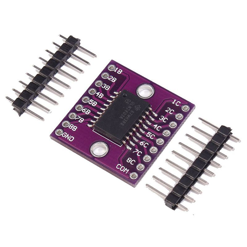 ULN2803A Darlington Transistor Arrays Driver Breakout Board For Arduino