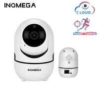 INQMEGA 1080 P سحابة كاميرا ip لاسلكية ذكي السيارات تتبع من الإنسان البسيطة واي فاي كاميرا الأمن الرئيسية مراقبة CCTV شبكة
