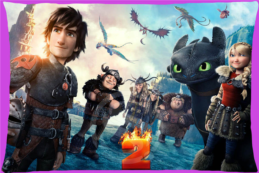 how to train your dragon - HD 2560×1310