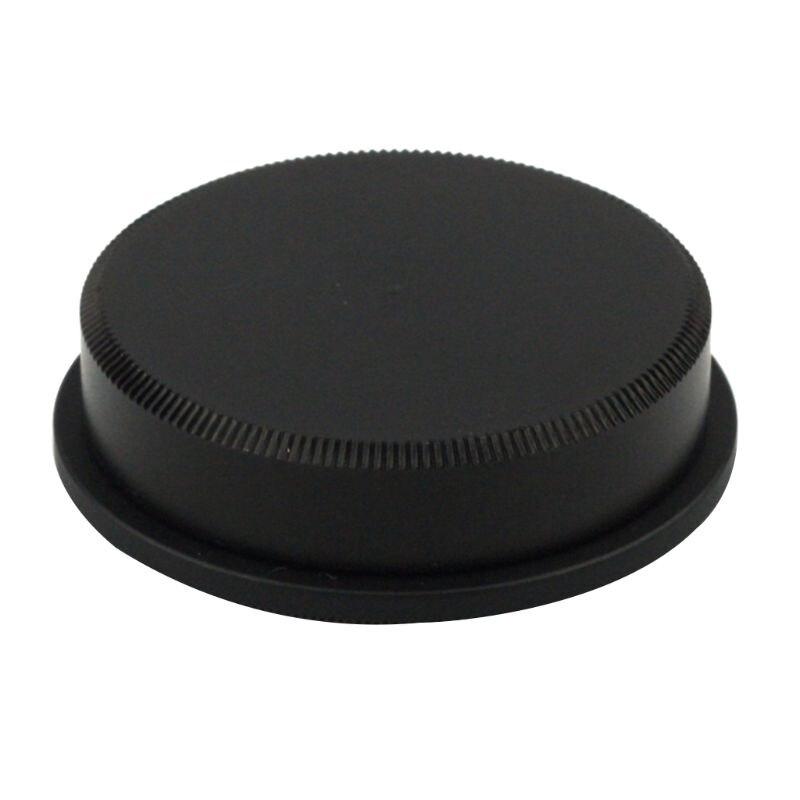 Metal Aluminum Alloy Rear Back Lens Cover Camera Body Front Cap for M42 Screw Mount Accessories