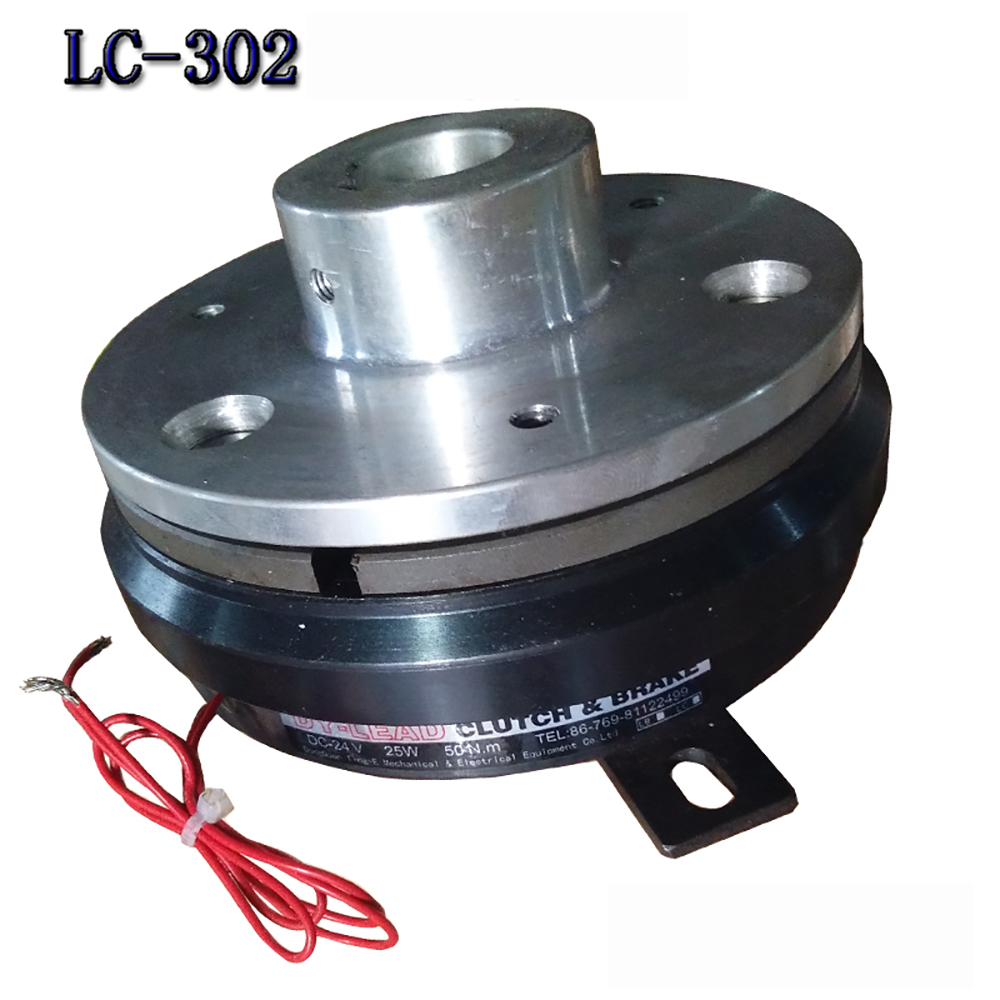 LC-302 Electromagnetic Clutch Electromagnetic Brake Clutch Y