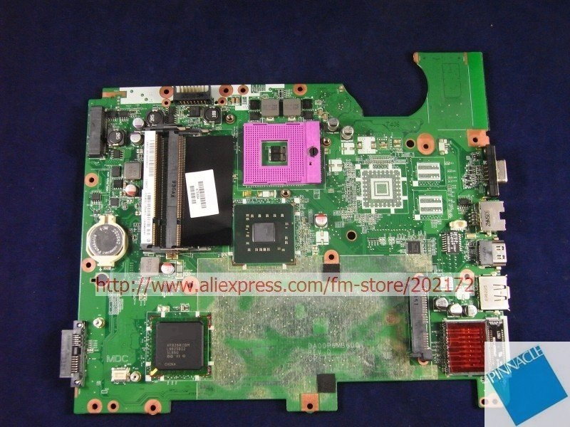 517839-001 Motherboard for HP Compaq Presario CQ61 G61 DA0OP6MB6D0 517837 001 for compaq presario cq61 notebook daoop6mb6d0 for hp compaq presario cq61 g61 motherboard pm45 chipset tested good