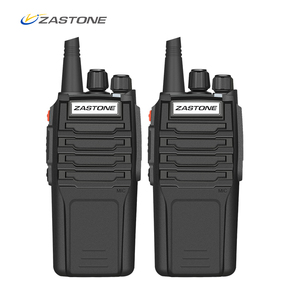 Image 2 - (2 stks) zastone Walkie Talkie A9 10 w Radio Amador UHF 400 480 mhz Handheld Transceiver CB Radio Draagbare Comunicador