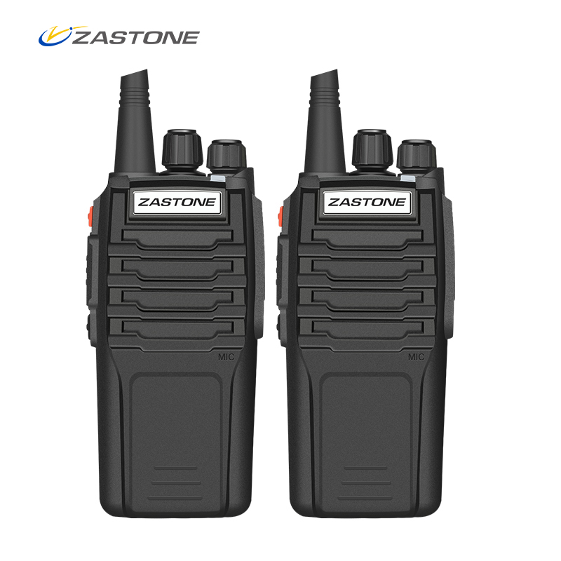 Image 2 - (2pcs)Zastone Walkie Talkie A9 10W Radio Amador UHF 400 480MHz Handheld Transceiver CB Radio Portable Comunicador-in Walkie Talkie from Cellphones & Telecommunications