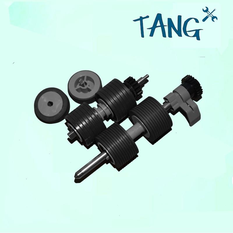 PA03575-K011 PA03575-K013 PA03575-K012 pick roller brake roller for fujitsu fi-6800 fi-6400