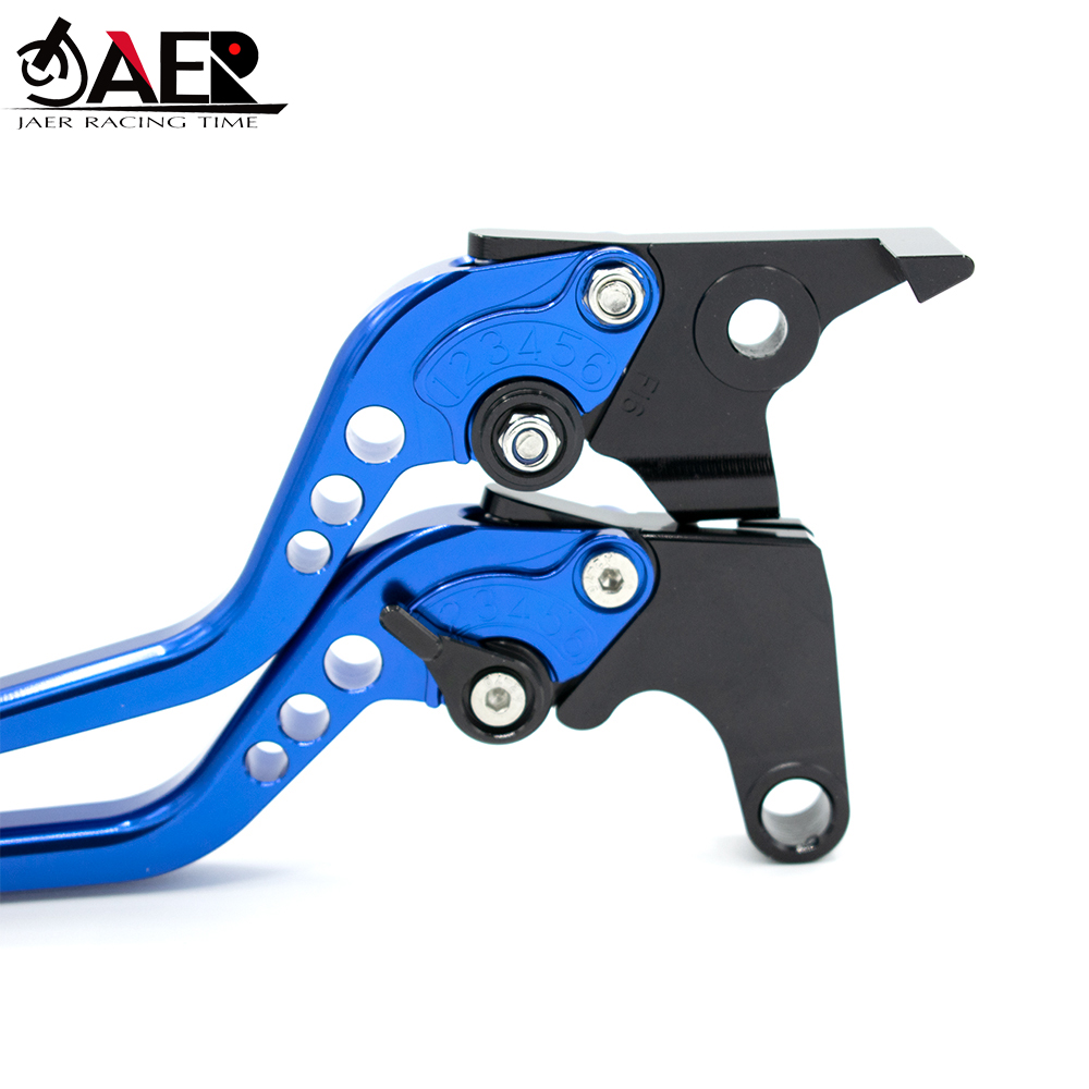 Image 4 - JEAR Adjustable CNC Motorcycle Clutch Brake Levers For Kawasaki ZX6R 636 2007 2018 Z750R Z1000 ZX10R Z1000SX NINJA 1000 Tourer-in Levers, Ropes & Cables from Automobiles & Motorcycles