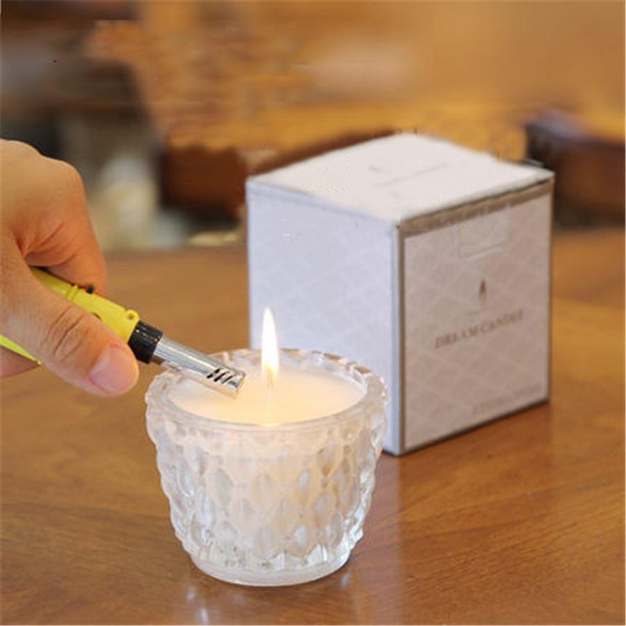 cadeau bougies aromathérapie blanche candela mariage znicz parfumée