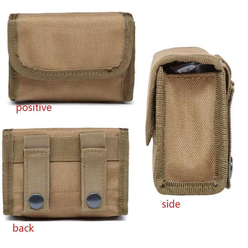 Protable Tactical 10 Round Shotgun Shotshell Reload Holder Molle - Jakt