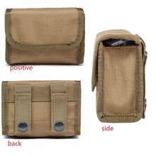 Protable Tactical 10 Escopeta Redonda Shotshell Recargar Titular Molle Pouch Para 12 Gauge / 20G Magazine Pouch Munición Round Cartridge Hold