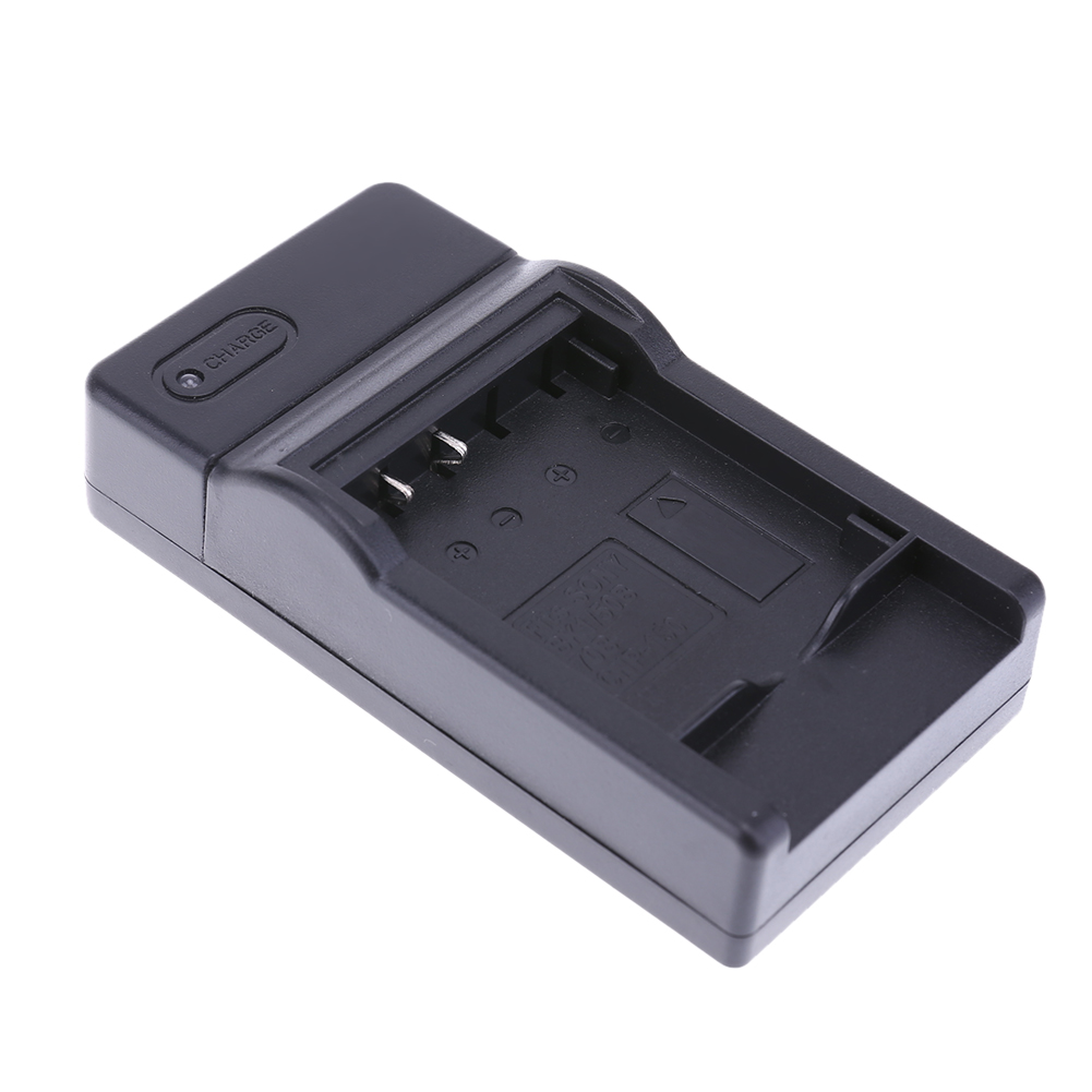 Camera Battery USB Charger Portable Travel Intelligent Camera Battery Power Charger with LED Indicator for Olympus LI-50B