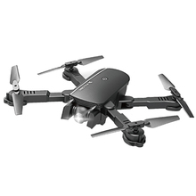 4K 2.4GHz FPV Dual Camera HD Helicopter RC Quadcopter Folding Mobile Control Flying Optical Flow Remote Headless Mode Drone стоимость