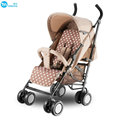 Shinema cute pink blue multifunctional baby stroller protable child pram light baby stroller suit for all seasons