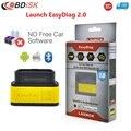 Оригинальный Launch X431 Easydiag EasyDiag2.0 Диагностический Инструмент 2.0 для Android/iOS Bluetooth OBDII Сканер Обновление Онлайн Бесплатно Корабль