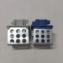 Fusível resistência do ventilador do motor do ventilador Apropriado Peugeot 206 número da peça 6450NX 6450EP