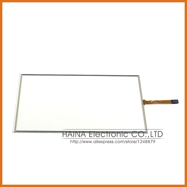 15.4 Inch 4 Wire Resistive USB Touch Screen Panel For photobooth/photo kiosk/Laptop