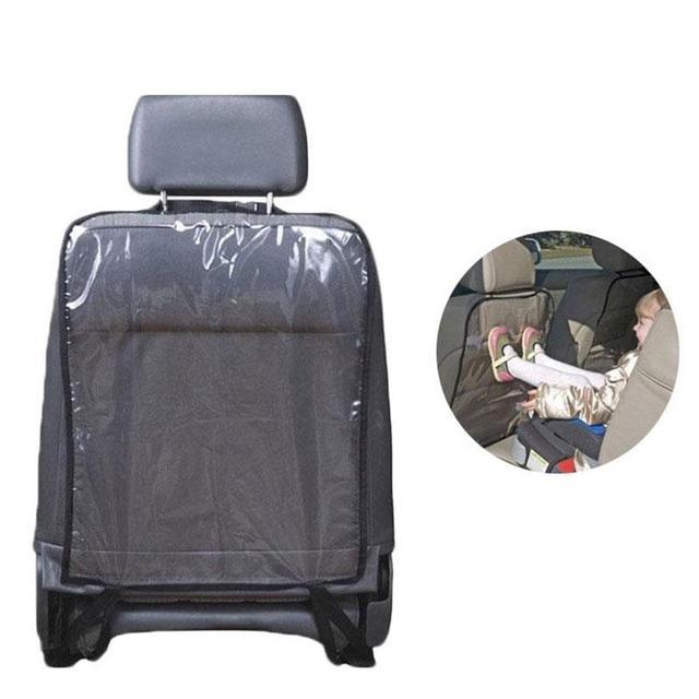 Auto Sedile Posteriore Protezione Della Copertura Della Protezione IN PVC Traspa