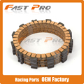 Clutch Disc Friction Plates Set 11pcs for DUCATI Diavel Strada 13-16 Monster 1100Evo 13-14 Multistrada 13-16