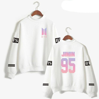 Kpop Bts Love Yourself Couple Hoodies Unisex Bangtan Boys Hiphop Fan Supportive Sweatshirt Tracksuits Women Sudaderas