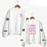 Kpop Bts Love Yourself Couple Hoodies Unisex Bangtan Boys Hiphop Fan Supportive Sweatshirt Tracksuits Women Sudaderas