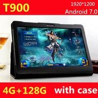 10 Inch Tablet Pc Android 7 0 Octa Core RAM 4GB ROM 128GB Dual SIM Bluetooth