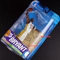 "High Quality 1Piece NBA Mcfarlane Hot Sale Basketball Star "" Kobe BRYANT"" Model Toys 6inch Action Figure Free Shipping"