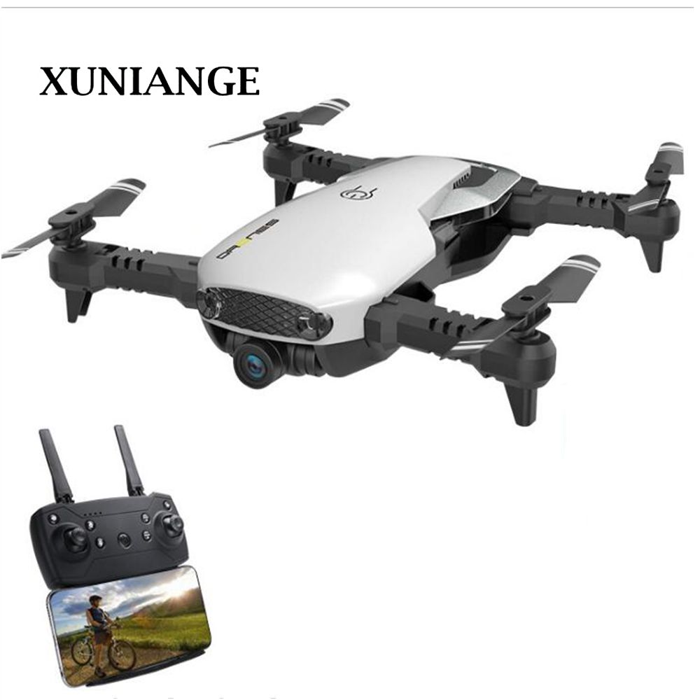 XUNIANG30w mini aerial drone folding four-axis aircraft electric remote control aircraft toy
