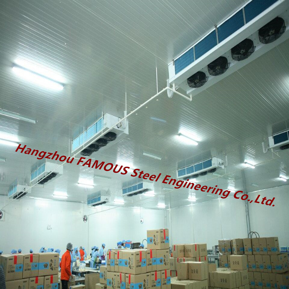CE Certified Cold Room Unit For Fruit Vegetables And Meat With Refrigerator Systems