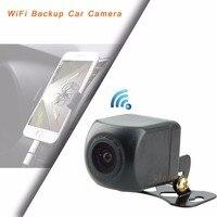 Reliable IP66 Waterproof Wireless Wifi Car Rear View Camera