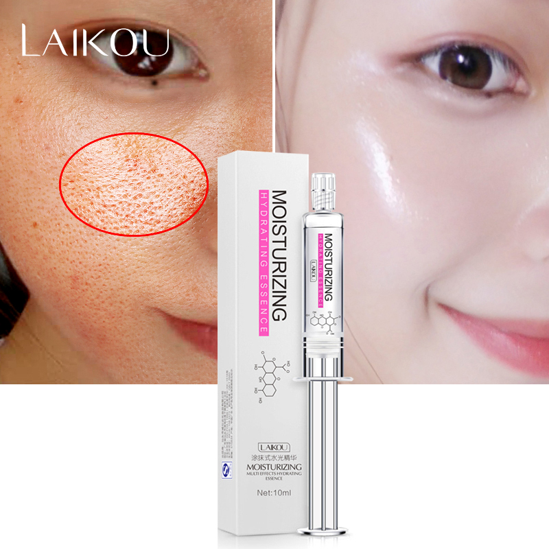 LAIKOU Hyaluronic Acid Daub type Serum Moisturizing whitening Repair Anti Wrinkle Anti-aging Collagen Liquid essence Skin Care цена 2017