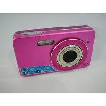 5X Optics Zoom 4X Digital Zoom Video Caemra 3′ Touch Screen Digital Camera Face Detection Mini Camaras Fotograficas Digitales