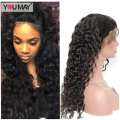 Pre Plucked 360 Lace Frontal Wig Loose Deep Wave 360 Lace Virgin Hair Wig 7A Brazilian Full Lace Human Hair Wigs With Baby Hair