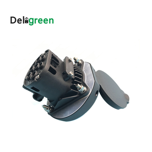 Image 3 - Duosida 32A power supply side IEC62196 2  European standard inlet  without Cable EU plug for Charging Station