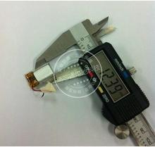 Bateria de Lítio Polímero com Protection Board para Bluetooth Alta Qualidade 051220 3.7 V 80 Mah Brinquedo Produto Digital Frete Grátis