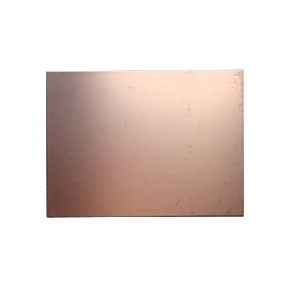 Cnikesin Single Side 1015fr4 Fr 4 Glass Fiber Blank Copper Clad Board 8x12cm Plate Spray Tin Universal Circuit Printed Prototype Pcb In Sided From Electronic