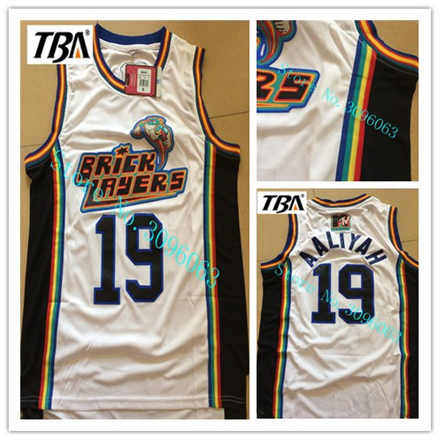 4ea75f5d2198 NEW Mens Cheap Throwback Film Basketball Jerseys